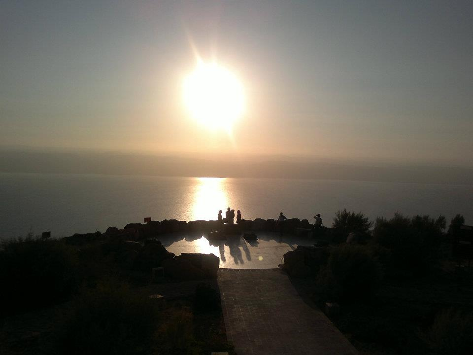 Travel Jordan - Dead Sea observation area