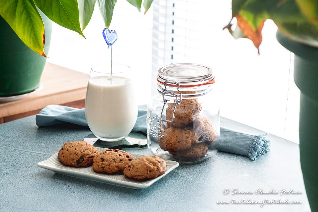 Chocolate Chunk Pecan Cookies