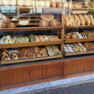 Neighborhood bakery