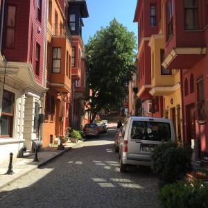 Kuzguncuk street