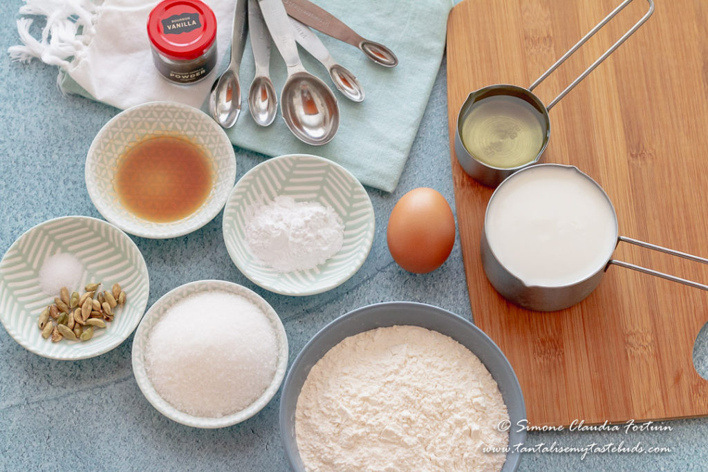 Bolla recipe ingredients