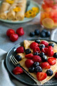 Pancakes - Crepes