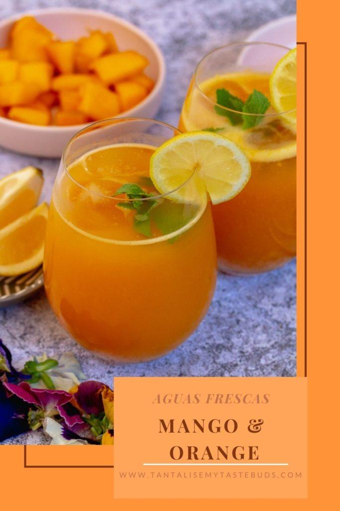 Mango and orange aguas frescas pin2