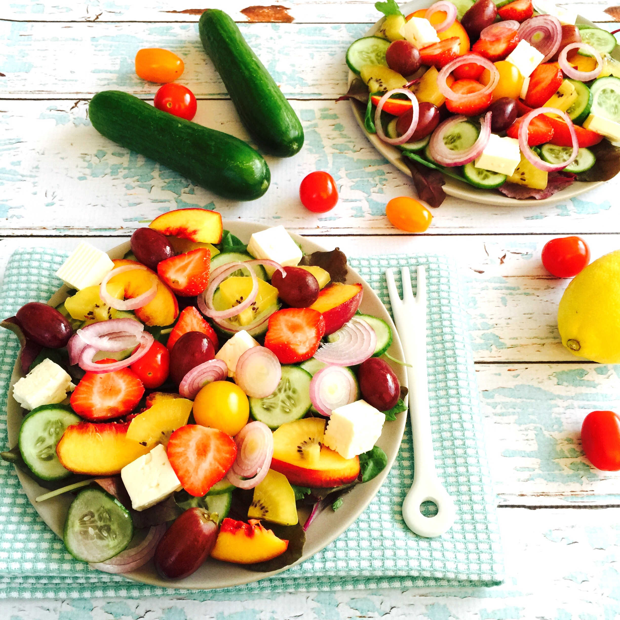 Ultimate summer salad 2