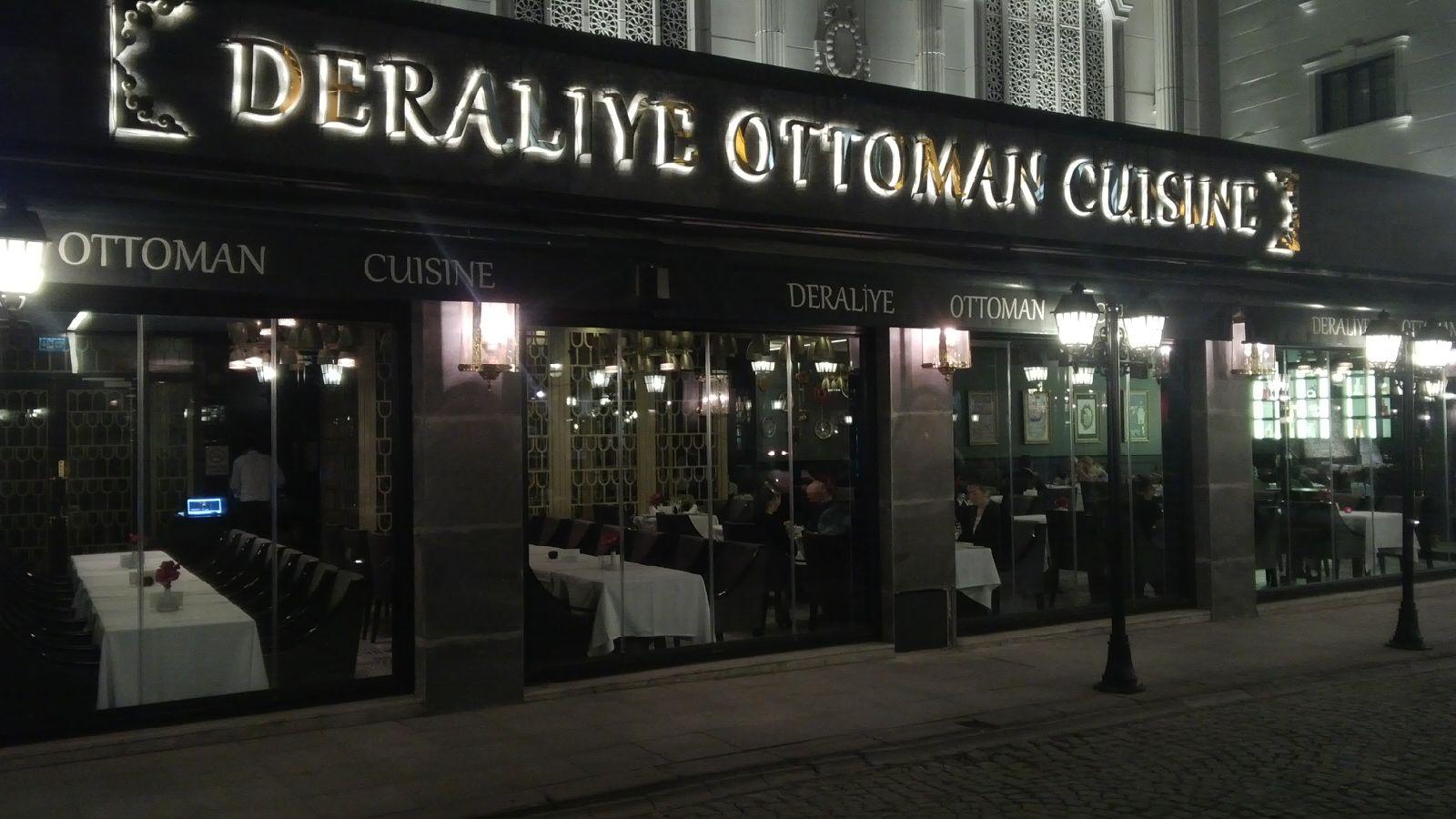 Deraliye Ottoman Palace Restaurant