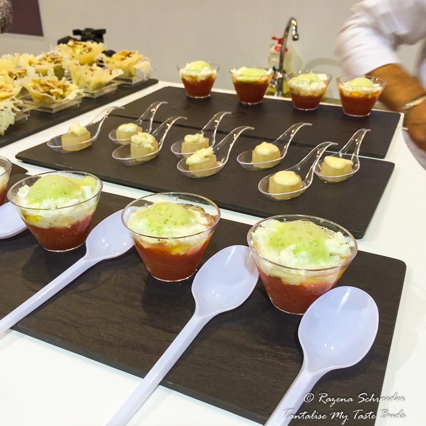 Dubai food festival - Gulfood 2016