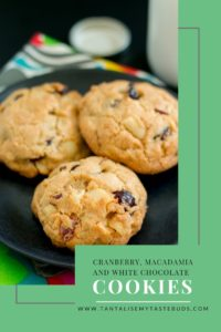 Cranberry Macadamia and White Chocolate Cookies pin2