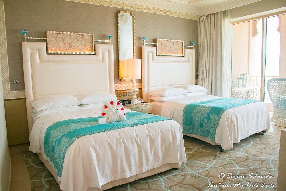 Waldorf Astoria Ras al Khaimah guest room