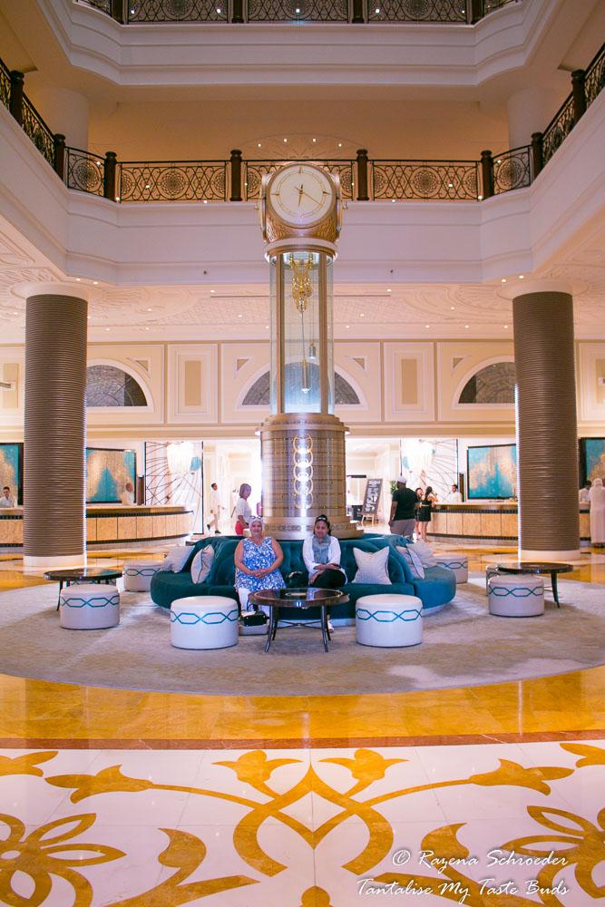Waldorf Astoria Ras al Khaimah foyer