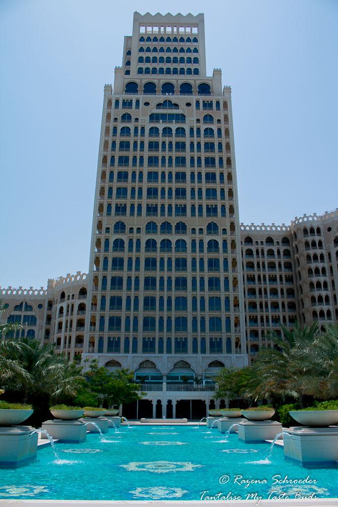Waldorf Astoria Ras al Khaimah exterior
