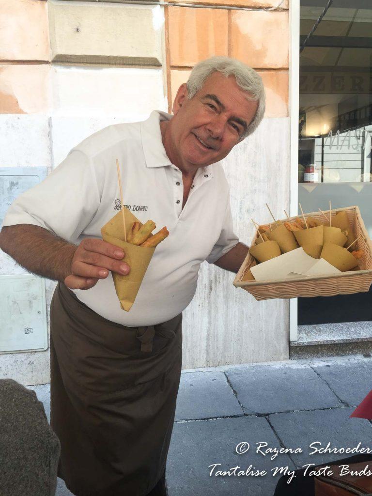 Mastro Donato Pizza Gourmet Testaccio food tour