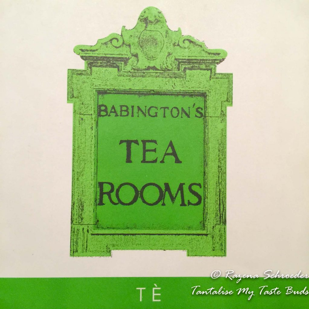 Babbington's Tea Rooms