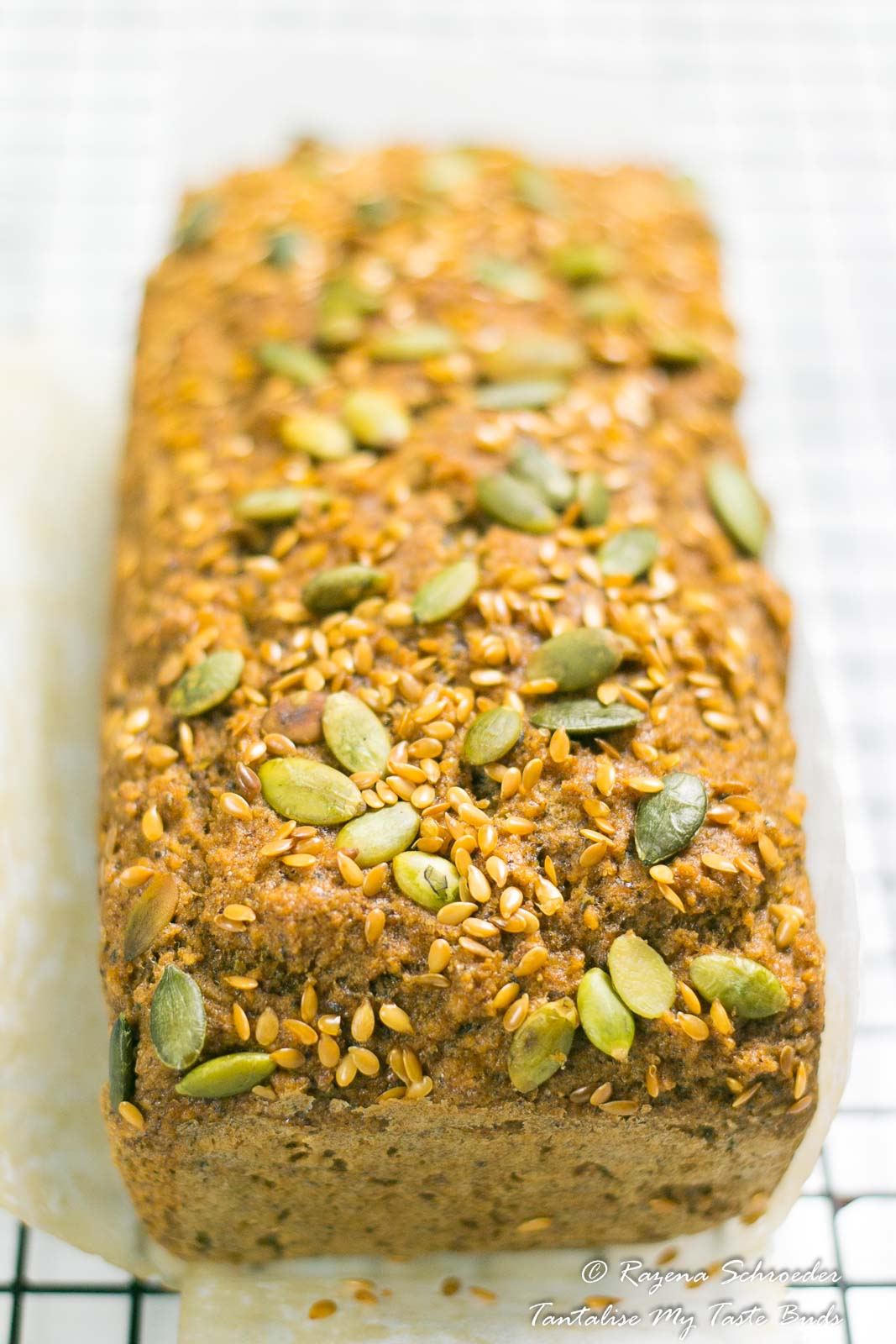Almond and Coconut bread
