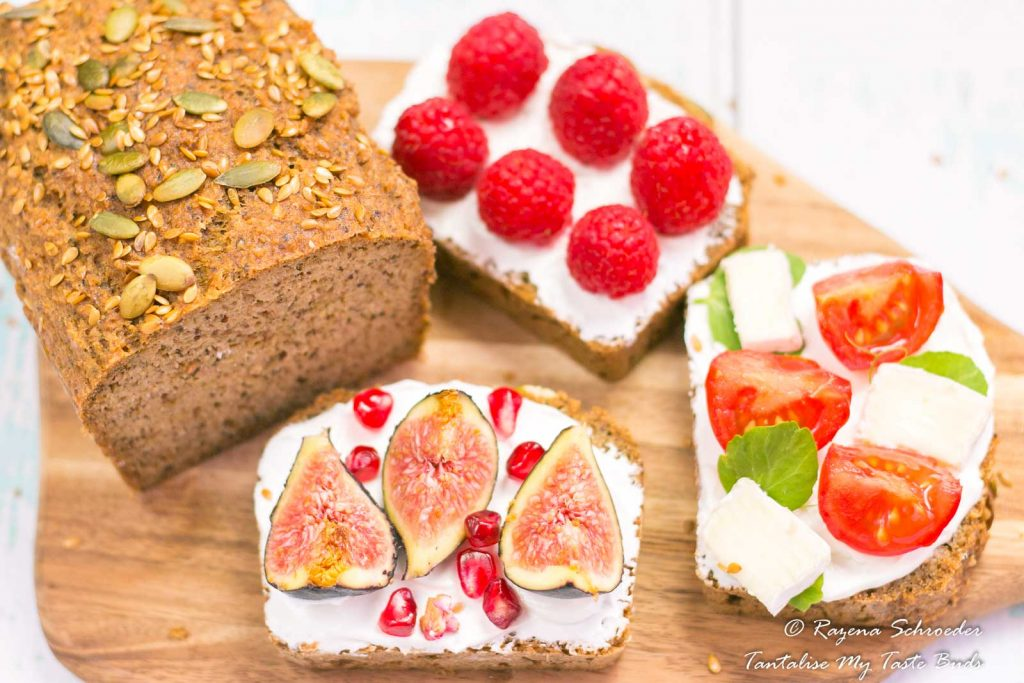 Suhoor Ramadhan traditions - Almond and Coconut bread