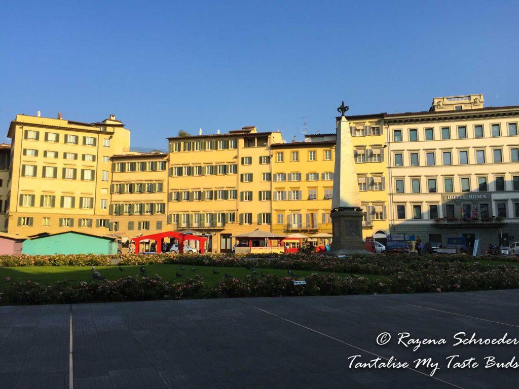 Florence - Piazza di Santa Maria Novella