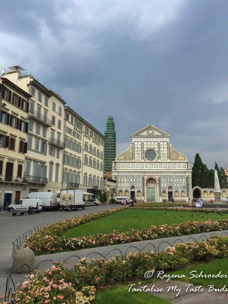 Florence Basilica Santa Maria Novella