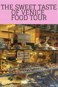 Jewish bakery on the Sweet taste of Venice food tour