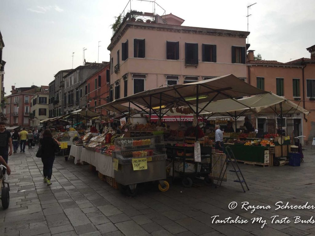 Venice produce markets