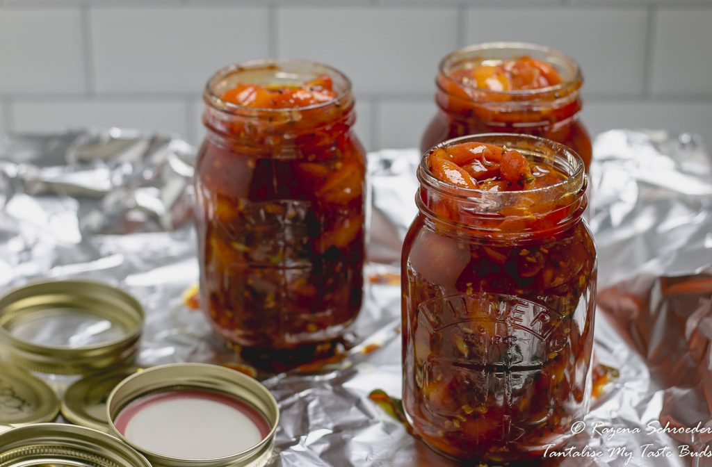 Spicy Kumquat Pickle Achar