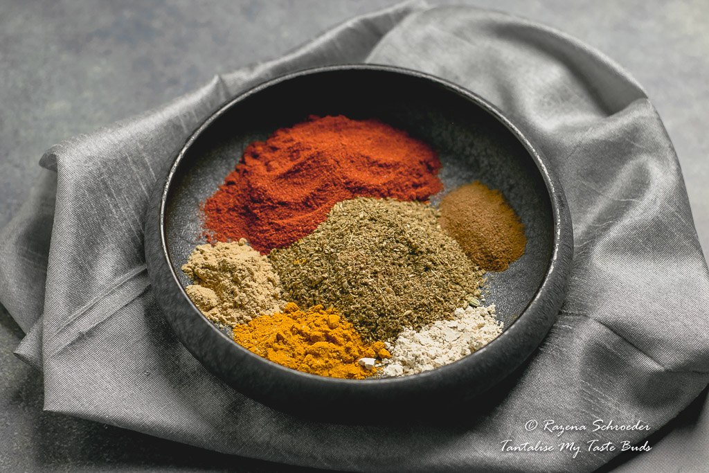 Home made Fish Masala spice blend