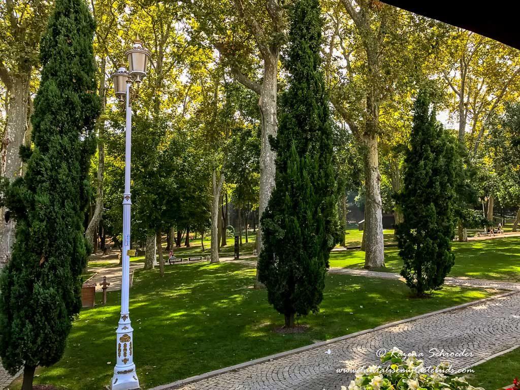 Istanbul Gülhane Park