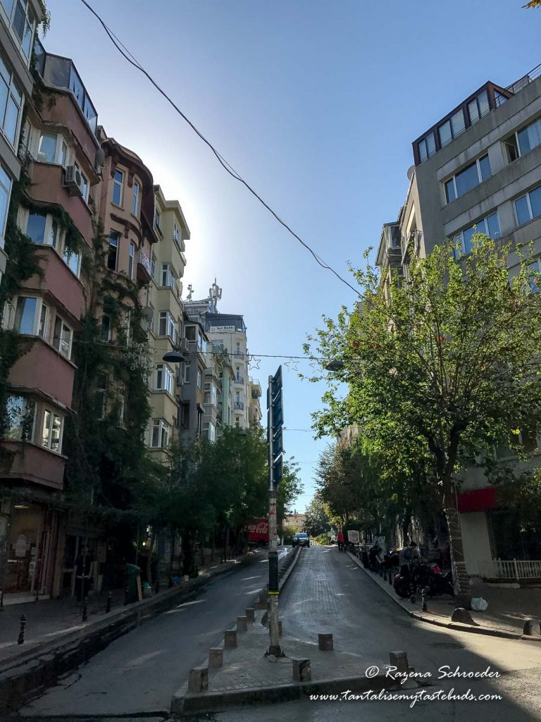 Streets of Beyoglu