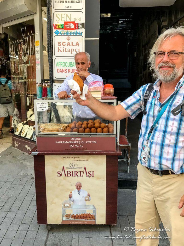 Sabirtasi cart Beyoglu