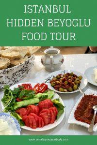 Istanbul Hidden Beyoglu Food tour pin image-1