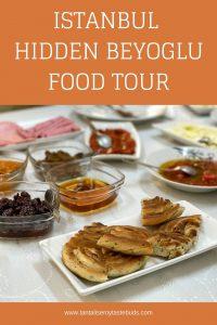 Istanbul Hidden Beyoglu Food tour pin image-2