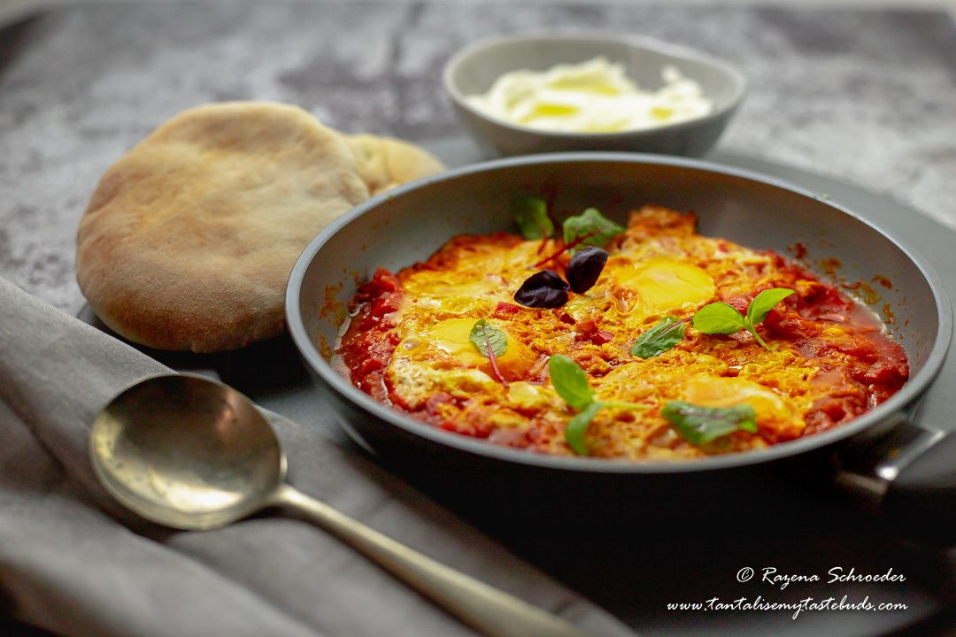 Shakshuka close up