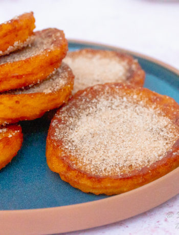 Cape Malay Mashed Pumpkin fritters recipe (Pampoen koekies)