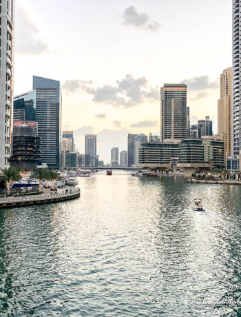 Best time to visit Dubai Marina