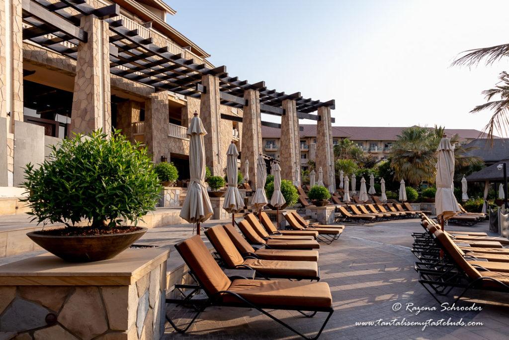 Sofitel Dubai The Palm Resort and Spa resort