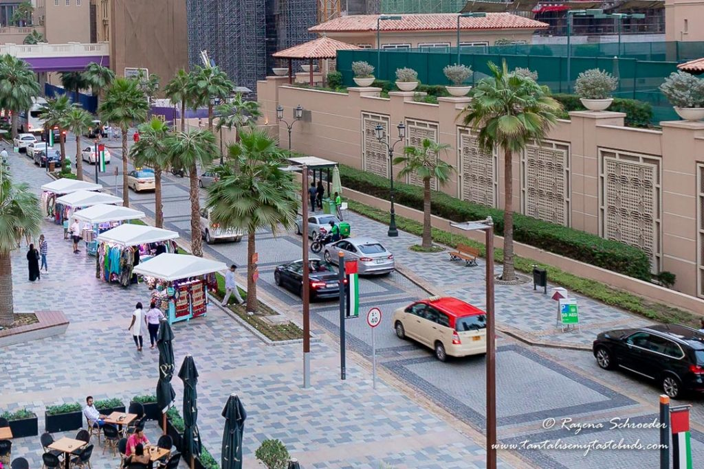 Dubai public transport - Metered Taxis