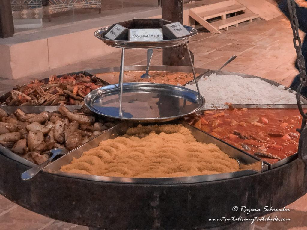 Dubai Evening Desert Safari buffet