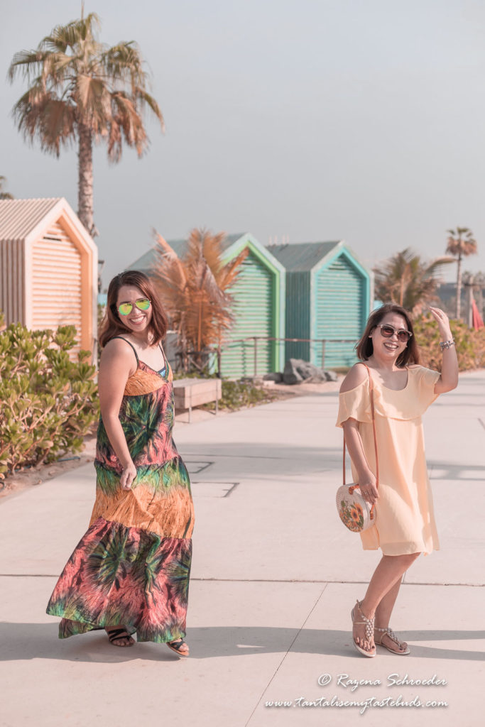 What to wear in Dubai for brunch
