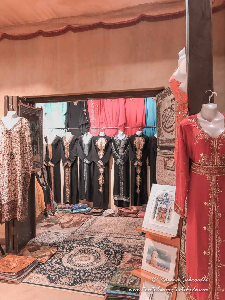 Ladies traditional modest dresses in Dubai