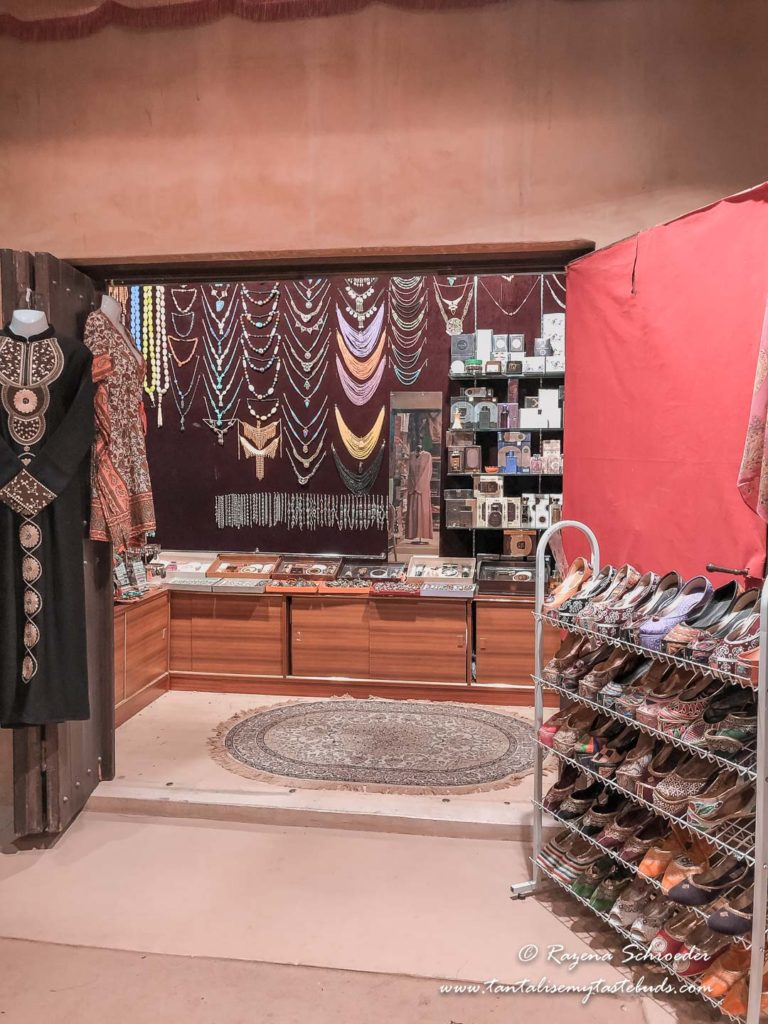 Dubai traditional souk
