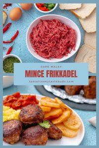 Cape Malay Mince Frikkadel recipe pin 2
