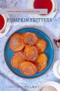 Pumpkin fritters Pampoen koekies pin IMAGE 1